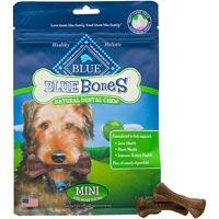 Blue Buffalo Blue Bones Dog Treat Mini