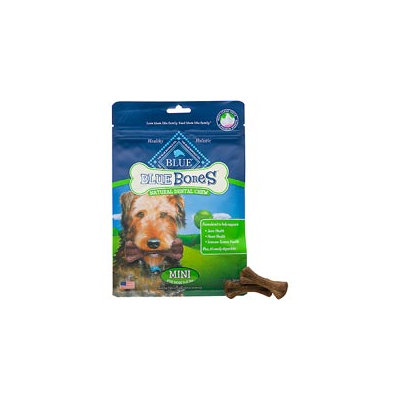 Blue Buffalo Blue Bones Dog Treat Mini