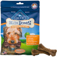 Blue Buffalo Blue Bones Dog Treat Small