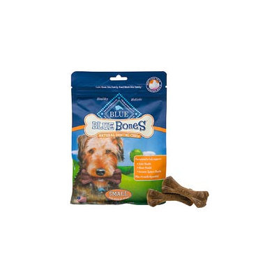 Blue Buffalo Blue Bones Dog Treat Small