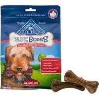 Blue Buffalo Blue Bones Dog Treat Regular
