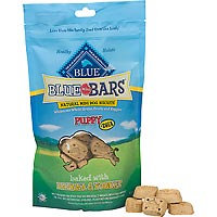 Best Friend Products Corp Blue Buffalo Blue Puppy Mini Bars Banana/Yogurt