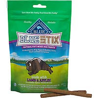 Best Friend Products Corp Blue Buffalo Blue Stix Dog Treat Lamb/Apple