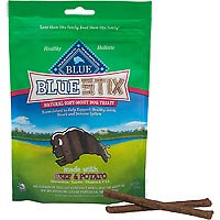 Best Friend Products Corp Blue Buffalo Blue Stix Dog Treat Beef/Potato