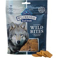 Best Friend Products Corp Blue Buffalo Wilderness Bites Dog Treat Chicken