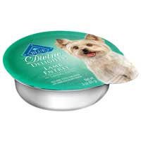 Blue Buffalo Divine Delights Lamb in Sauce Wet Dog Food, 3 oz.