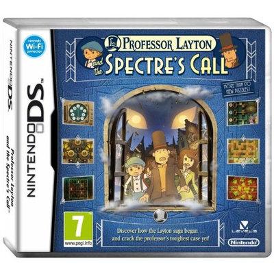 Professor Layton and the Spectre's Call (aka Last Specter) (Nintendo DS) (UK IMPORT)