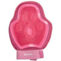 Petmate Bamboo 3-In-1 Grooming Glove - Pink