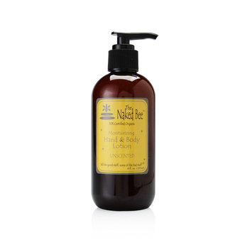 The Naked Bee Unscented Moisturizing Hand & Body Lotion