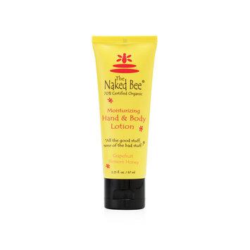The Naked Bee Pomegranate & Honey Hand & Body Lotion