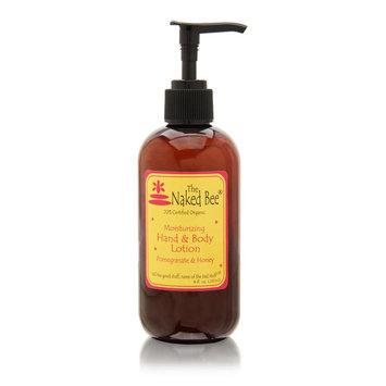 The Naked Bee Pomegranate & Honey Moisturizing Hand & Body Lotion