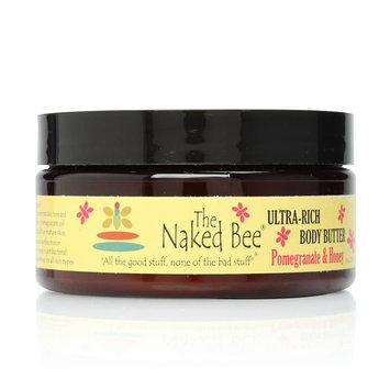 The Naked Bee Pomegranate & Honey Ultra-Rich Body Butter
