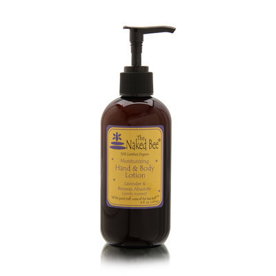 The Naked Bee Lavender & Beeswax Absolute Moisturizing Hand & Body Lotion