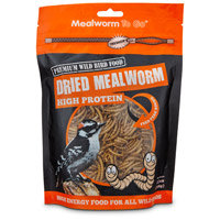Unipet Mealworms to Go - Dried - 3.52 oz.
