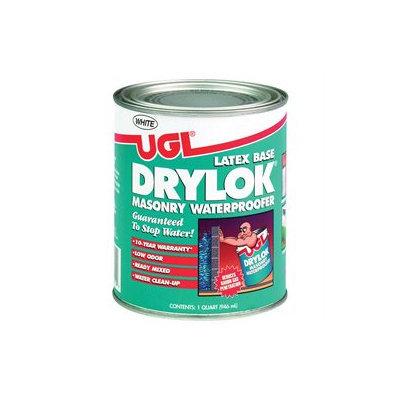 United Gilsonite Laboratories 27512 1 Quart Drylok Latex Base Masonry Waterproofer, White