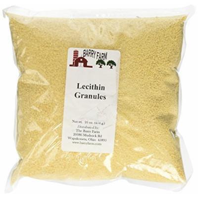 Lecithin Granules, 1 lb.