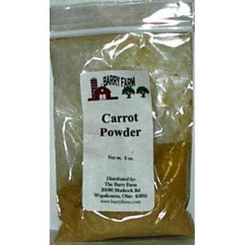 Carrot Powder, 2 oz.