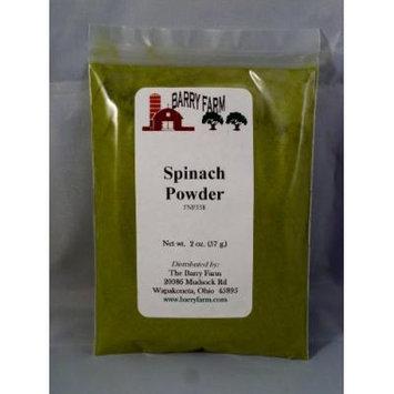Spinach Powder, 2 oz.