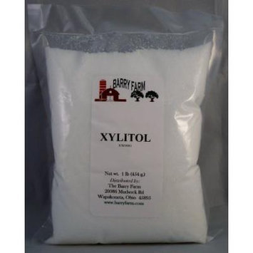 Xylitol Crystals, 1 Pound