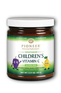 Pioneer Verified Gluten Free Children's Vitamin C Grape Pioneer (Verified Gluten Free) 90 g Powder