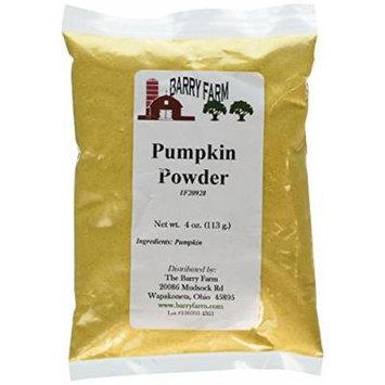Pumpkin Powder, 4 oz.