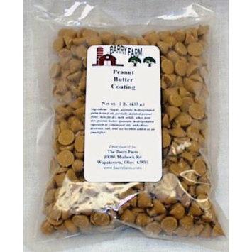 Peanut Butter Coating Drops, 1 lb.