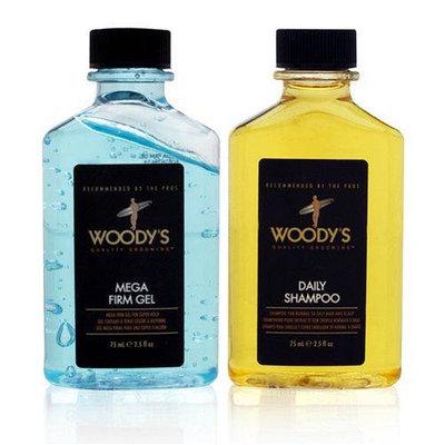 Woody's Grooming Woody's Quality Grooming Power Duo Set