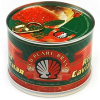 Red Pearl Salmon ( Red ) Caviar in Can ( 454g / 1 Lb )