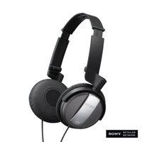 Sony Noise Cancelling Over-the-Ear Headphones (MDRNC7BLK) with