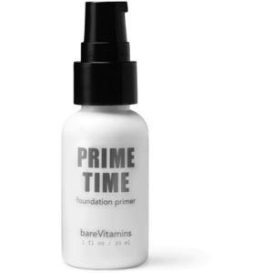bare minerals prime time foundation primer reviews. Black Bedroom Furniture Sets. Home Design Ideas