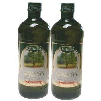 Olitalia Italian Extra Virgin Olive Oil, 2 X 1 Liter