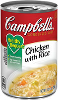 Campbell's® Healthy Request® Chicken with Rice Soup