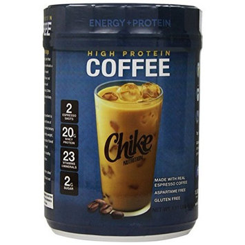 Chike Nutrition High Protein Coffee, 17.56 oz [14 servings]