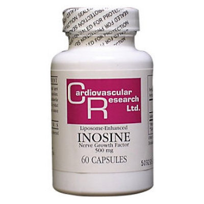 Ecological Formula Inosine 500 mg 60 caps