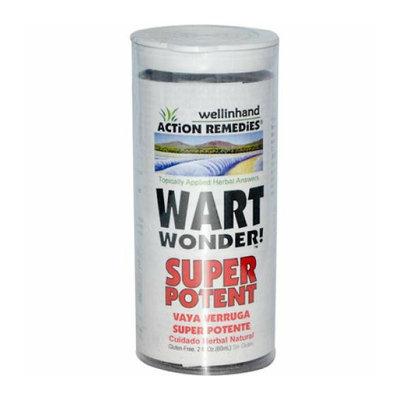 Well In Hand Action Remedies Well In Hand Wart Wonder Super Potent 2 fl oz