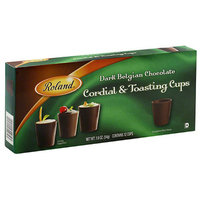 Roland Dark Belgian Chocolate Cordial & Toasting Cups