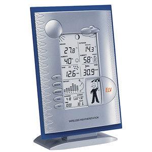 P3 International Professional Weather Station