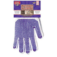 Simple Solution Grooming Glove for Cats, 1 Pair