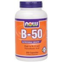 Now Foods B-50, Tablets, 100-Count