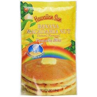 Banana Macadamia Nut Pancake Mix, 6 Ounce
