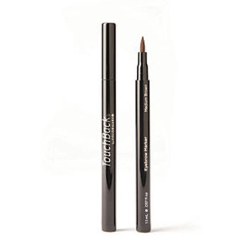 TouchBack BrowMarker, Dark Brown, .04 fl oz