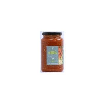 La Piana Organic Vegetarian Pasta Sauce Bolognese -- 19.4 oz