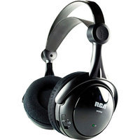 RCA WHP141B 900Mhz Wireless Stereo Headphones