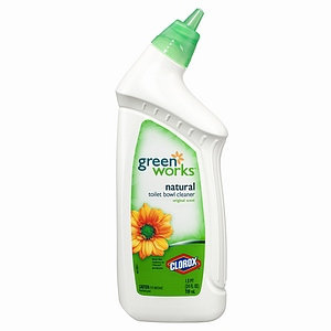 Clorox Green Works Natural Toilet Bowl Cleaner