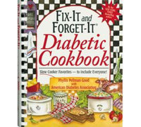 Levy Home Entertainment Fix It and Forget It Diabetic Cookbook - LEVY HOME ENTERTAINMENT