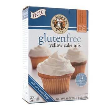 King Arthur Flour Gluten Free Yellow Cake Mix