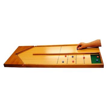 Poof-Slinky Inc Classic Wooden Shuffleboard Game