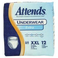 Attends Underwear Extra Absorbency X-Large (58in-68in