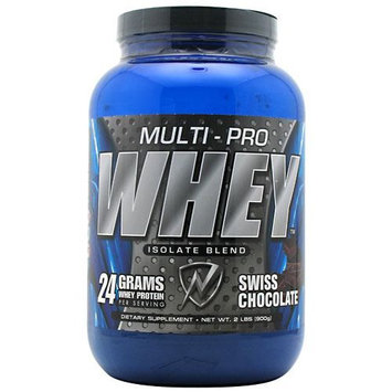 IDS, Multi-Pro Whey Isolate Blend Chocolate 2lb