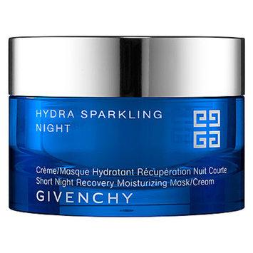 Givenchy Hydra Sparkling Night Recovery Moisturizing Mask & Cream 1.7 oz